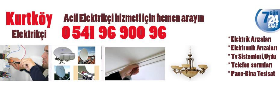 Kurtköy Elektrikçi Hizmeti