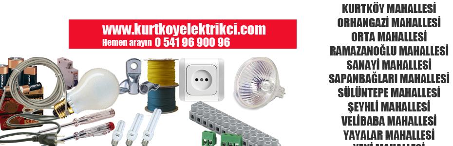 Kurtköy Elektrikçi,uydukent elektrikçi